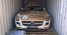 Собственика на този Мерцедес не искаше да повярва, когато му съобщиха какво се е случило с колата му! (СНИМКИ)