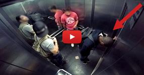 Бразилска скрита камера... През сълзи ще се смеете, като видите какво направи този! (ВИДЕО)
