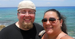 Заедно започнали диета за отслабване - ПОГЛЕДНЕТЕ ГИ СЕГА! Невероятна разлика! (СНИМКИ)