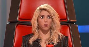 Ето какво беше изражението на Shakira, когато ТАЛАНТЛИВА участничка започна да пее нейна песен! Просто УНИКАЛНО изпълнение !! (ВИДЕО)