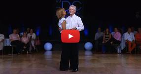 Те танцуват заедно от 35 години... Ще ахнете, когато видите начина по който танцуват! УДИВИТЕЛНО! (ВИДЕО)