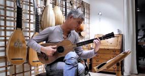Ето как звучи китара, създадена от Страдивариус през 1679 година! БОЖЕСТВЕН ЗВУК! (ВИДЕО)