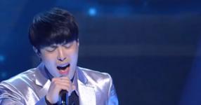 Корейски певец изпява музикални тонове, които са непостижими за повечето певци по света. Уверявам ви, че ще ви остави без дъх! (ВИДЕО)