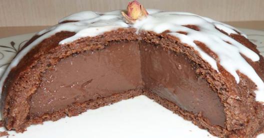турска шоколадова торта