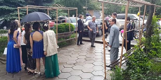 историята за един софийски абитуриент