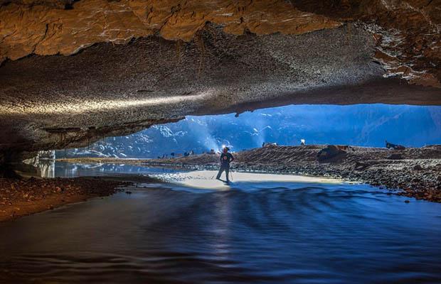 пещера Виетнам
