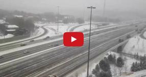 Изумително! Ето как се почиства неoчакван сняг в КАНАДА! (ВИДЕО)