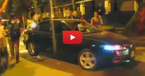 Да запушиш нервирана жена на паркинг? Най-голямата грешка, която може да направите! ВИЖТЕ какво се случи! (ВИДЕО)