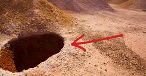 Мислите, че това е дупка? Не! Пригответе се да бъдете тотално изумени! (СНИМКИ)