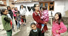 ШОКИРАЩО!!! 400 лева месечно за ромските майки