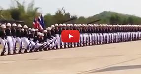 Няма да повярвате на какво могат да правят тези тайландски войници! Това ще ви остави без дъх! (ВИДЕО)