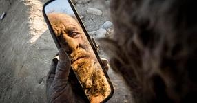 Това е човекът, който не се е къпал в продължение на 60 години (СНИМКИ)