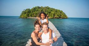 Това семейство си купи празен остров за $ 15,000! Това, в което го превърнаха, ще ви остави без дъх! Само вижте! (СНИМКИ)
