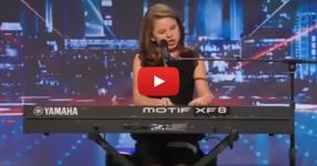 След като излезе на сцената, никой не очакваше да пее по подобен начин това 10-годишно дете... НЕВЕРОЯТНО ИЗПЪЛНЕНИЕ! (ВИДЕО)