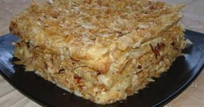 Страхотно! Направете си любимата на Наполеон торта - и лесна, и евтина, и много, много вкусна