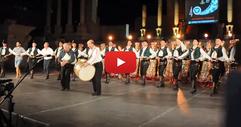 """Ансамбъл """"ТРАКИЯ"""" - концерт 40 годишнина. Всеки БЪЛГАРИН трябва да види и почувства това видео! Един ОГРОМЕН поклон пред духа на тези хора!"""